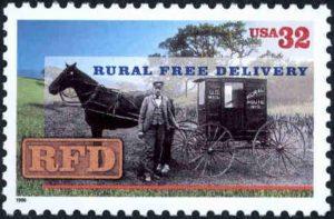 RFD Stamp