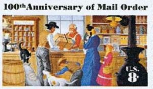 100th Anniversary of mail order