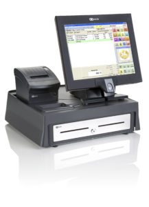 NCR Counterpoint POS system